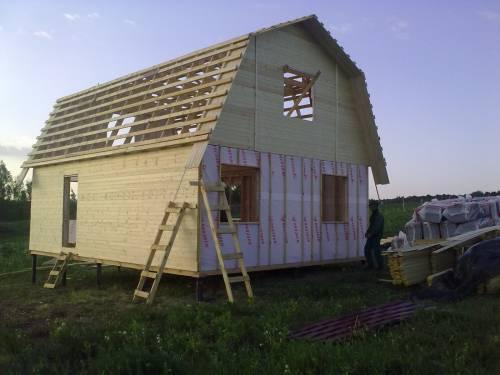 ломаная крыша - Всемирная схемотехника.